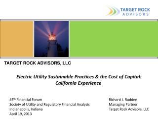 TARGET ROCK ADVISORS, LLC
