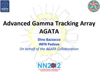 Advanced  Gamma Tracking Array AGATA