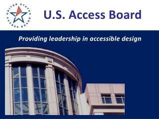 U.S. Access Board