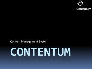 Contentum