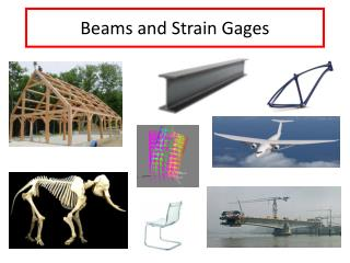 Beams and Strain Gages