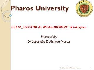 Pharos University
