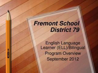 Fremont School District 79