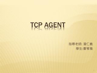 TCP Agent