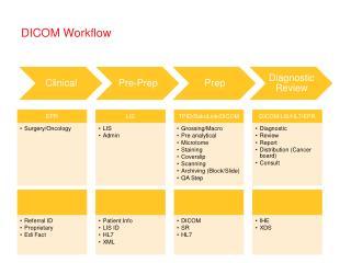 DICOM Workflow