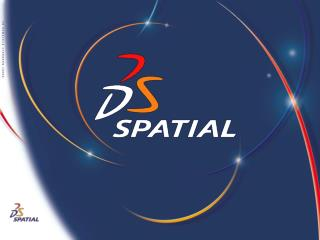 1. Spatial Corp.