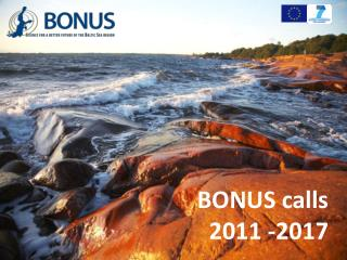 BONUS calls  2011 -2017