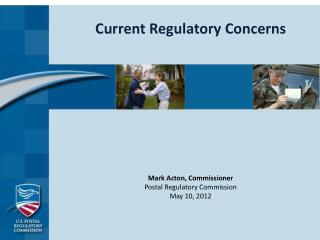 Current Regulatory Concerns