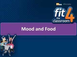 Mood and Food