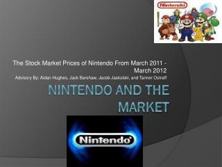 nintendo And The Market