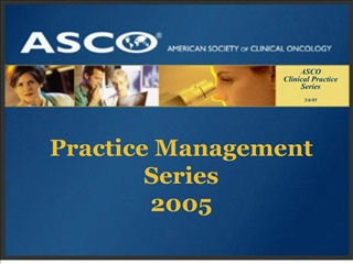Practice Management Series 2005
