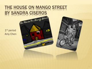 The House on Mango Street By Sandra  Ciseros
