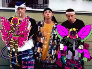 The Pink Gangsta