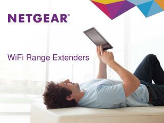 WiFi Range Extenders
