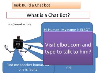 What is a Chat Bot?