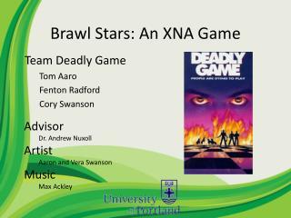 Brawl Stars: An XNA Game