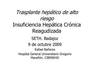 Insuficiencia Hep
