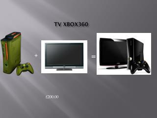 TV  Xbox360