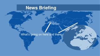 News Briefing