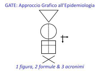 GATE: Approccio  G rafico all�Epidemiologia