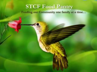 STCF Food Pantry