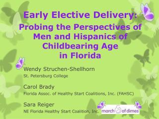 Wendy  Struchen-Shellhorn St. Petersburg College Carol Brady