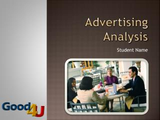 Advertising Analysis