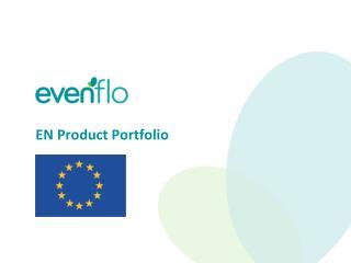 EN Product Portfolio