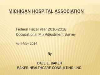 Michigan hospital association