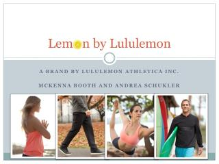 Lem   n  by Lululemon