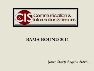BAMA BOUND 2014
