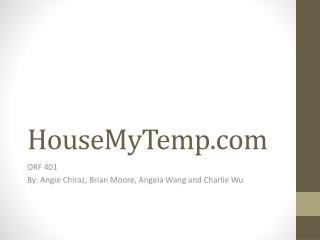 HouseMyTemp.com