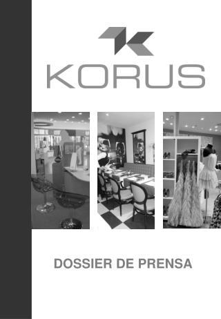 DOSSIER DE PRENSA