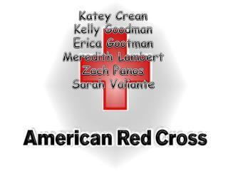 Katey Crean Kelly Goodman Erica  Gootman Meredith Lambert Zach  Panos Sarah  Valiante