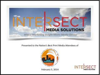 Where Marketing Insight Meets Media Genius