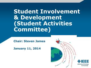 Student Involvement &  Development (Student  Activities  Committee)