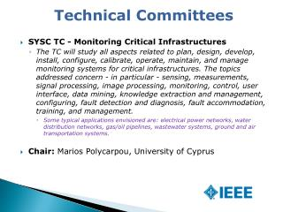Technical Committees