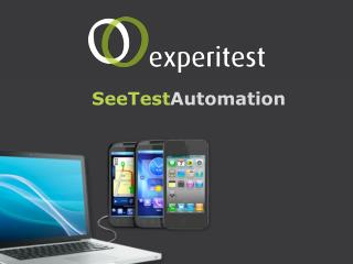 SeeTest Automation