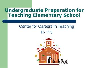Undergraduate Preparation for Teaching Elementary School