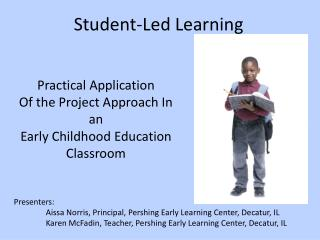 Student-Led Learning