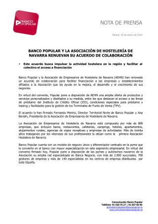Ángel Ron y el Popular renuevan su acuerdo de colaboración c