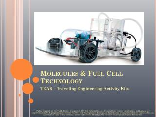 Molecules & Fuel Cell Technology