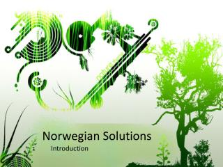 Norwegian  Solutions