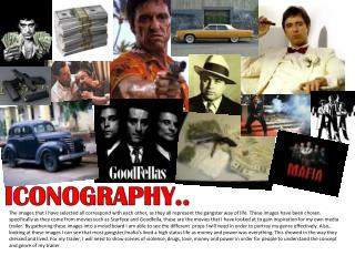 ICONOGRAPHY..