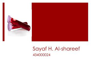 Sayaf H. Al- shareef