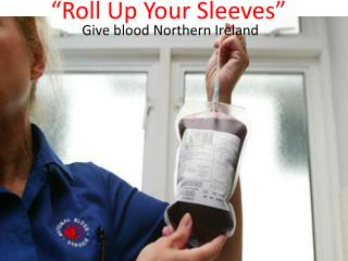 """Roll  U p  Y our Sleeves"""