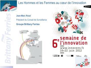 Les Hommes et les Femmes au cœur de l'innovation