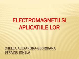 Chelea  Alexandra- georgiana strainu ionela