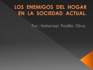 LOS  ENEMIGOS  DEL  HOGAR  EN  LA  SOCIEDAD  ACTUAL.