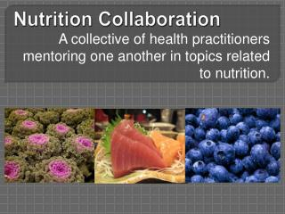 Nutrition Collaboration